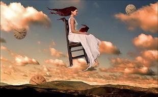 Сказочный полет в кресле